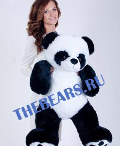плюшевый мишка панда маленький